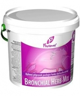 Phytovet Horse Bronchial herb-mix 1kg
