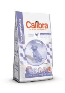 Calibra Dog Junior Large Breed 14kg