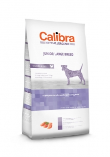 Calibra Dog HA Junior Large Breed Chicken 14kg