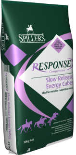 Spillers Response Slow release energy cubes 20kg